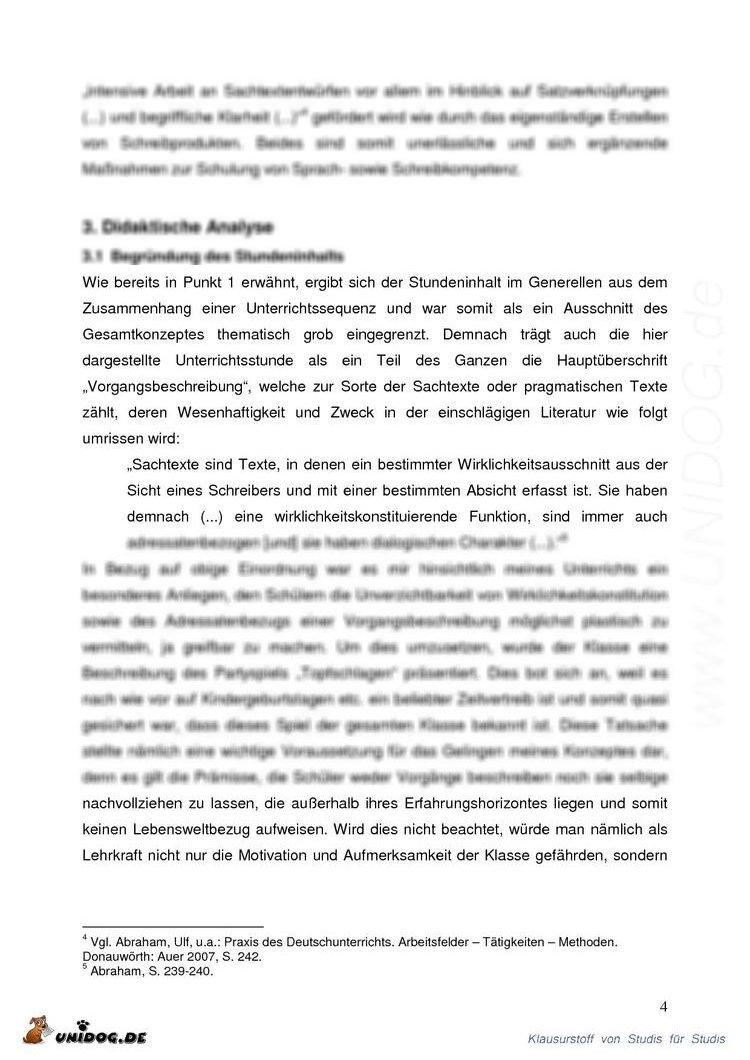 arbeitsblatt vorschule 187 personenbeschreibung beispiel
