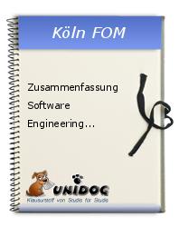 Zusammenfassung Software Engineering