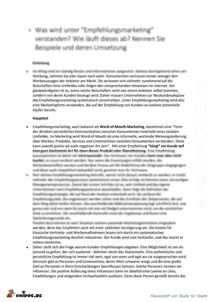 vorschaubild 1 - Empfehlungsmarketing Beispiele