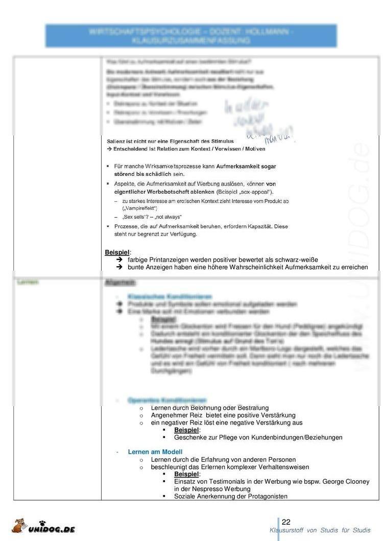 vorschaubild 4 vorschaubild 5 - Negative Verstarkung Beispiel