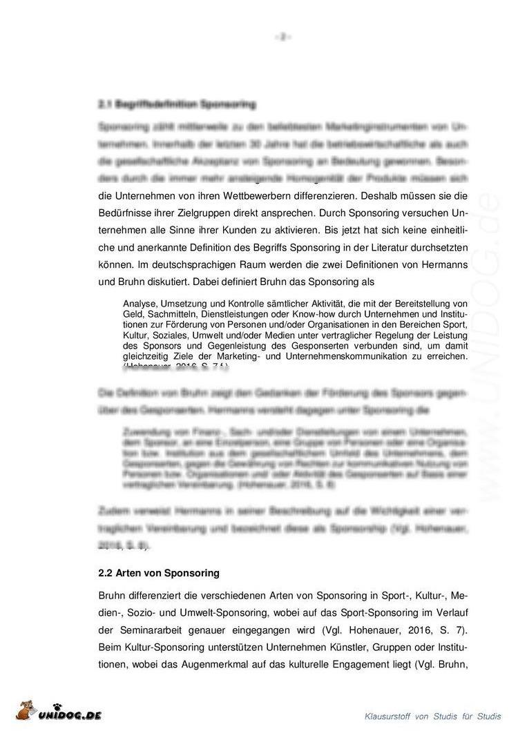 Charmant Konzert Sponsoring Vorschlag Vorlage Galerie - Entry Level ...