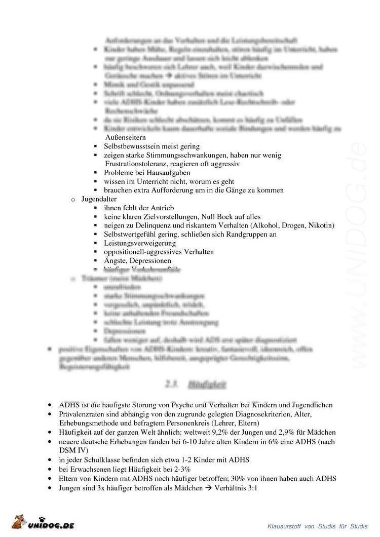 Handout Tipps Zum Aufbau Beispiele Und Muster 8