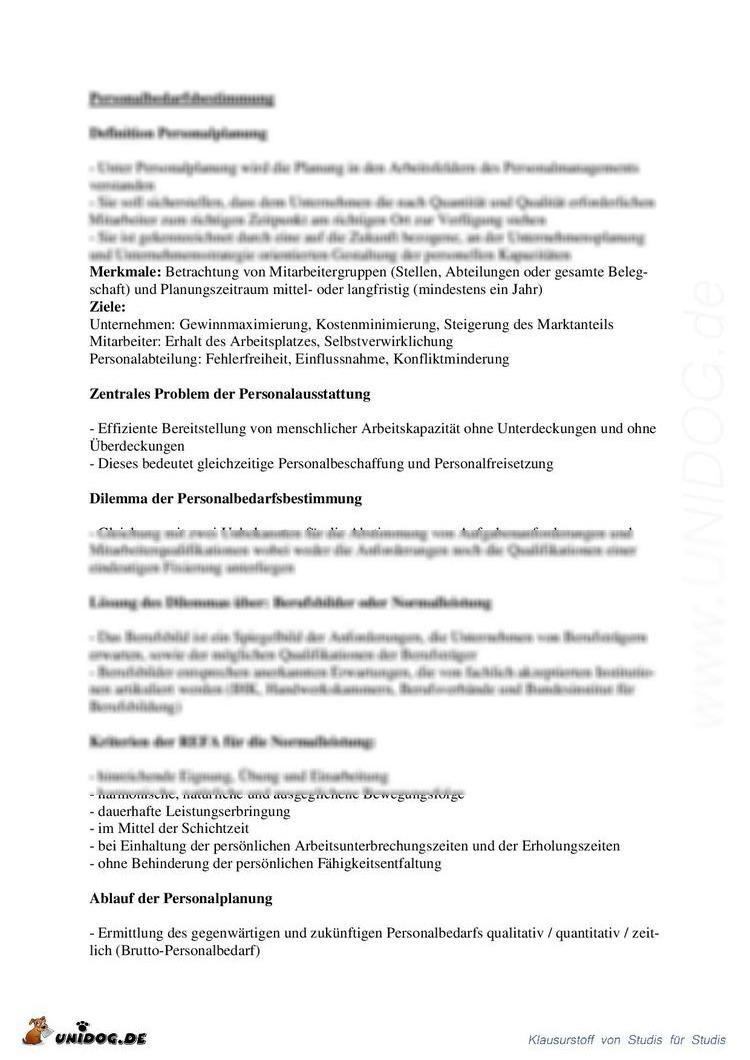 Wunderbar Karriereziel Vs Persönliche Zusammenfassung Zeitgenössisch ...